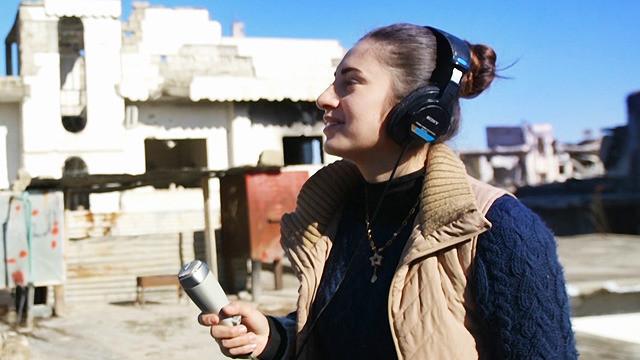 復興を目指すシリアの手作りラジオ局を映す「ラジオ・コバニ」予告編