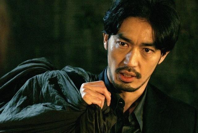 常に冷静沈着な主人公を演じた大谷亮平