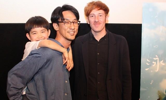 日仏合作「泳ぎすぎた夜」が封切り 主演・古川鳳羅くん、次作は「自由な映画」希望