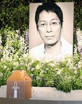 大杉漣さんと1700人が最後の別れ 田口トモロヲ悲痛「いまだに気持ちの整理つかない」