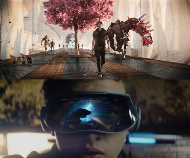 「レディ・プレイヤー1」冒頭映像&サンリオキャラ集結の場面写真公開!