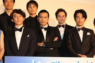 池井戸潤氏のベストセラー小説「空飛ぶタイヤ」を映画化「空飛ぶタイヤ」