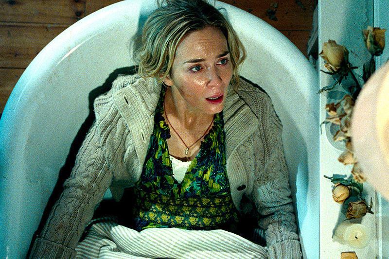【全米映画ランキング】エミリー・ブラント主演のホラー「A Quiet Place」が首位に返り咲き