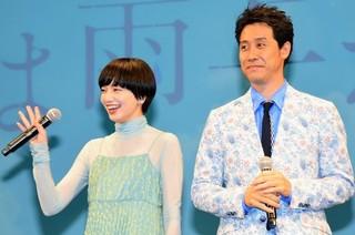 小松菜奈と大泉洋が初共演「恋は雨上がりのように」