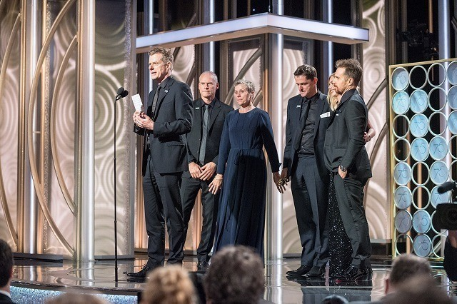 ゴールデングローブ賞授賞式の全米放映権が争奪戦