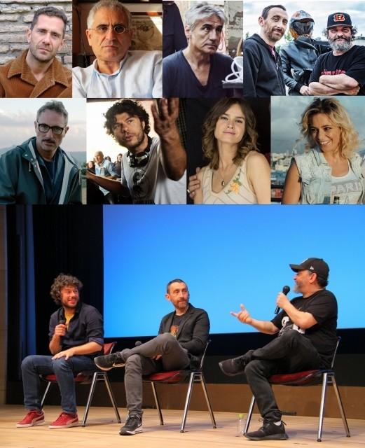 イタリア映画祭が開幕!「いつだってやめられる」監督が日本通ぶりを披露