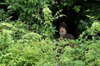 自宅から一歩も出ず、「仙人」と呼ばれた画家を演じた山崎努「モリのいる場所」