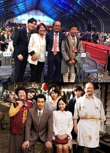 日韓キャスト共演「焼肉ドラゴン」、全州映画祭でスタンディングオベーション!