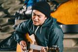 知英主演「私の人生なのに」幼なじみ役で稲葉友が出演 ギター演奏と歌声を初披露