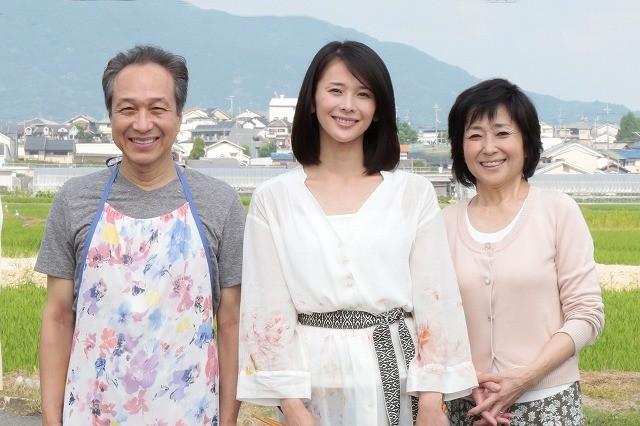元宝塚トップ娘役・陽月華、奈良県舞台の「かぞくわり」で映画初主演!