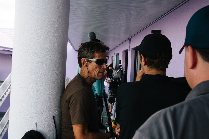 ウィレム・デフォーがオスカーノミネート作「フロリダ・プロジェクト」を語る映像公開