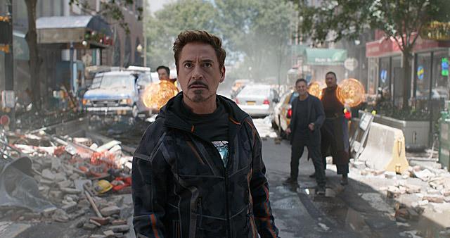 【全米映画ランキング】「アベンジャーズ インフィニティ・ウォー」がV2 C・セロン主演コメディが6位に