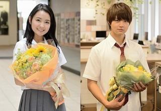 1カ月にわたる撮影を終えた葵と佐野「青夏 きみに恋した30日」