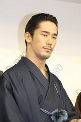 EXILE小林直己、リドリー・スコット製作総指揮の映画に出演!舞台は日本、佐渡島などで撮影へ