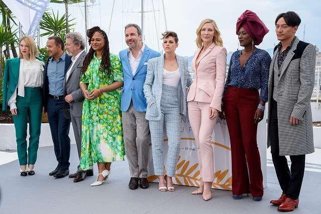 第71回カンヌ国際映画祭開幕!ケイト・ブランシェット審査委員長「クオリティがすべて」