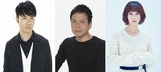 勝村政信×藤井隆×松井玲奈、劇場版「仮面ライダービルド」に参戦!