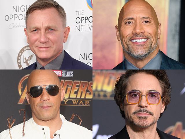 ハリウッド俳優のギャラは軒並みダウン