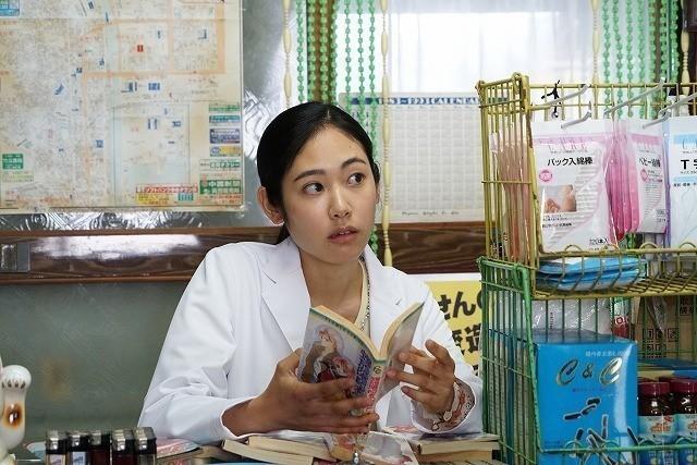 映画オリジナルキャラの桃子を熱演