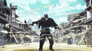 「ニンジャバットマン」冒頭映像公開!バットマンが戦国時代の日本で侍とバトル!?
