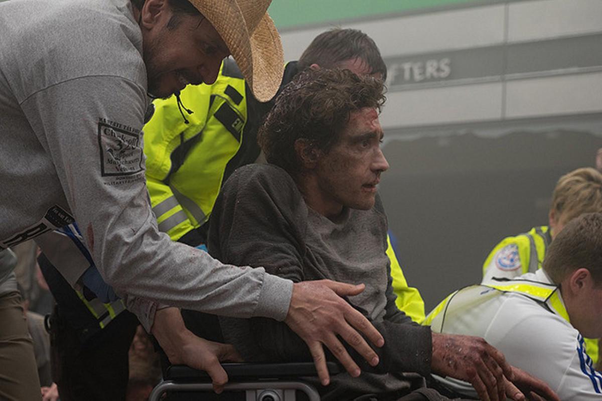 """爆弾テロの""""瞬間""""が公開!「ボストン ストロング」本編映像 : 映画 ..."""