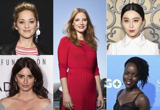 ジェシカ・チャステイン、マリオン・コティヤールら豪華女優5人が新作スパイスリラーに主演