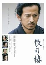 岡田准一、愛のために剣を振るう! 木村大作監督「散り椿」ポスター&特報完成