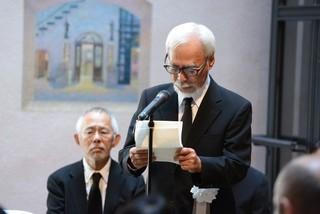 宮崎駿監督、高畑勲監督との別れ...
