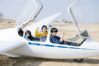 VR映画でグライダー体験!「ブルーサーマルVR」7月から全国公開