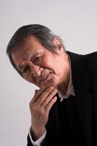伝説の画家と呼ばれる熊谷守一を演じた山崎努「モリのいる場所」