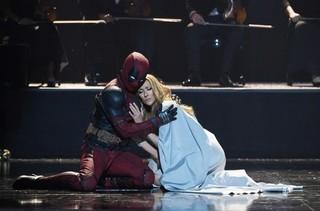俺ちゃん、セリーヌ・ディオンにスパイダーマンと勘違いされる…「デッドプール2」MV裏側映像