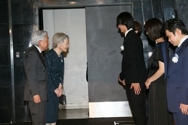 天皇皇后両陛下「羊と鋼の森」ご鑑賞 主演・山崎賢人は放心状態「光栄な時間」
