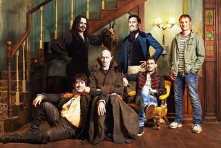 TVシリーズ化が決定「シェアハウス・ウィズ・ヴァンパイア」