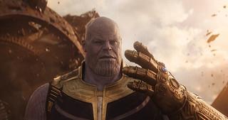 最強の敵サノスはエターナルズを 父に持つという設定「アベンジャーズ インフィニティ・ウォー」