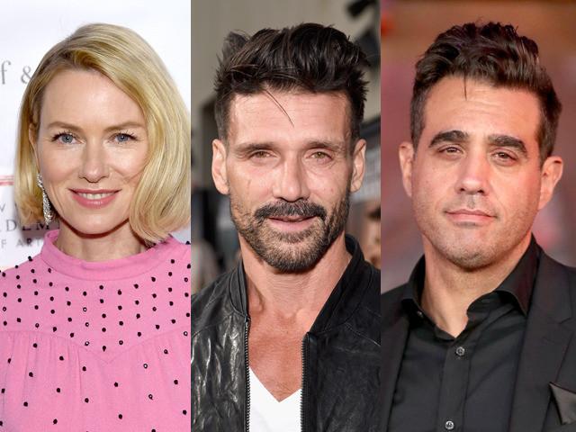 ナオミ・ワッツ、フランク・グリロ、ボビー・カナベイルが「パージ」シリーズ監督の新作で共演