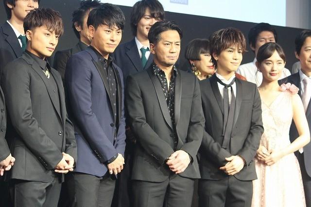 ショートショートフィルムフェスティバル2018開幕! 岩田剛典らが式典に集結