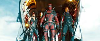 今作で結成されるヒーロー集団「Xフォース」!「デッドプール2」