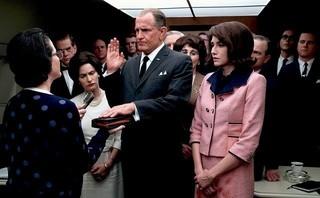 W・ハレルソンがアメリカ大統領に!「LBJ ケネディの意志を継いだ男」10月公開