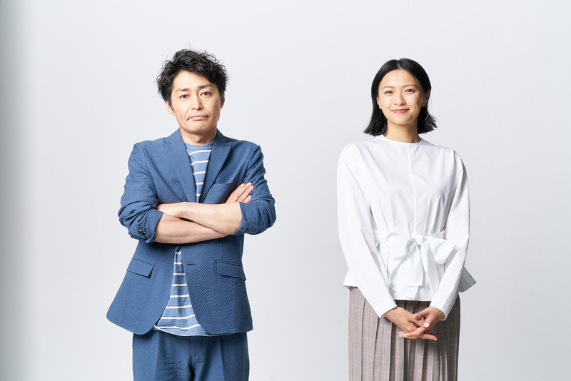 硬軟自在の演技派・榮倉奈々&安田顕が紡いだ夫婦の肖像