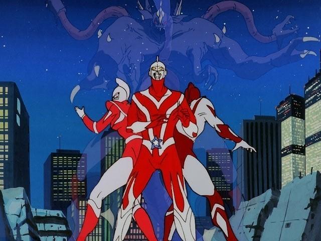 日米合作アニメ「ウルトラマンUSA」27年ぶりに復活 ブルーレイで9月26日発売