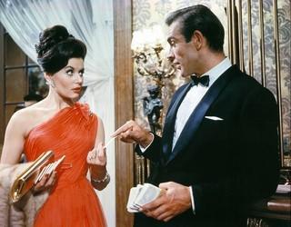 シリーズ1作目「007 ドクター・ノー」に出演「007/危機一発」