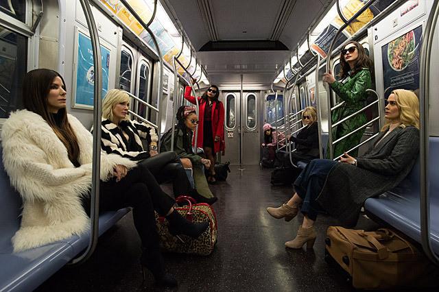 【全米映画ランキング】「オーシャンズ8」好スタート 批評家絶賛のホラーが4位デビュー