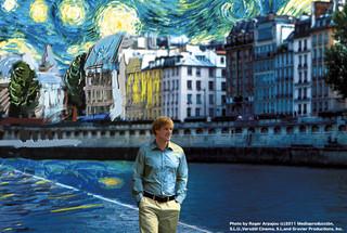 アカデミー賞脚本賞作「ミッドナイト・イン・パリ」「女と男の観覧車」