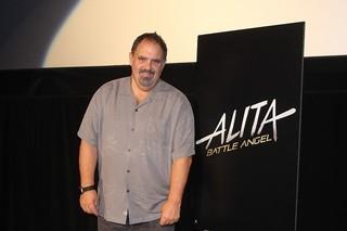 プロデューサーのジョン・ランドー氏が来日「アリータ バトル・エンジェル」