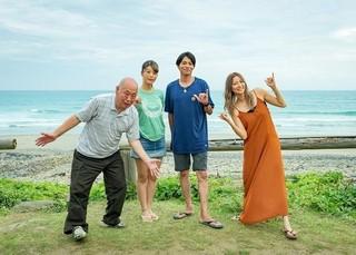 種子島・鉄浜海岸で写真撮影「ライフ・オン・ザ・ ロングボード 2nd Wave」