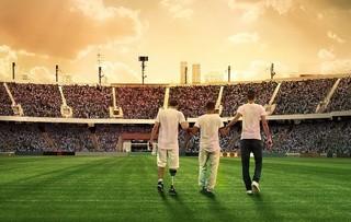 サッカークラブ「シャペコエンセ」の悲劇と復活を題材にしたドキュメンタリー「わがチーム、墜落事故からの復活」
