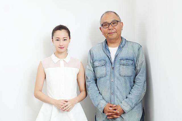 初対面は2013年の日本アカデミー賞授賞式