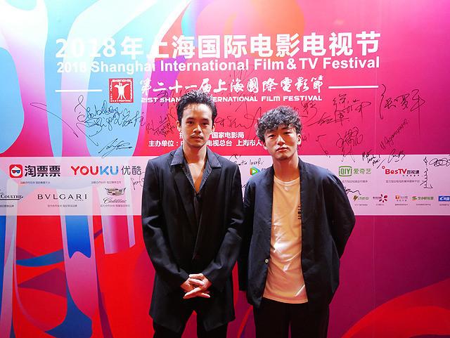 「君が君で君だ」が上海国際映画祭で 上映された池松壮亮と松居大悟監督