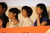 大泉洋、キム・サンホと日韓相撲対決!? 井上真央の真相暴露に観客爆笑