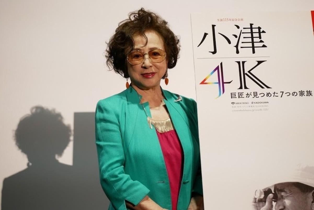 有馬稲子が説く「小津さんに見せたかった4K東京暮色」 : 映画ニュース ...