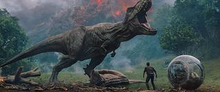 【全米映画ランキング】「ジュラシック・ワールド 炎の王国」がメガヒットスタート